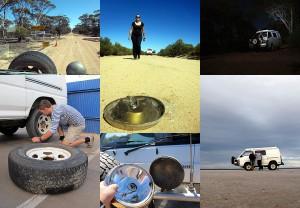 Mit dem 4WD Capmpervan durch West Australien