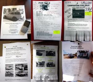 In Australien ein Auto als Backpacker kaufen