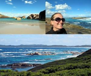 Süd-Westen von Australien bei den Elephant Rocks