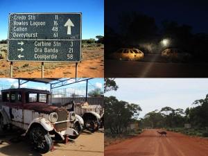 Mit dem Auto durch den australischen Outback fahren