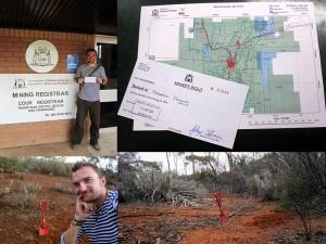 Goldfelder in West Australien Goldsuchen für Anfänger