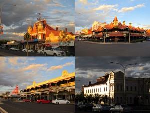 Australien Rundreise Kalgoorlie-Boulder Stadt