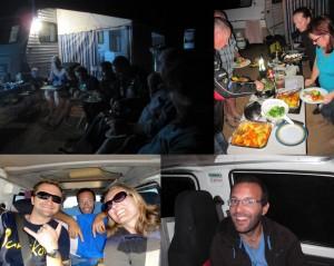 Das Beste an einer Weltreise? Das klar die Treffen mit den Menschen!
