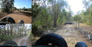 Weltreise Blog West Australien 2011 Offroad Straßen