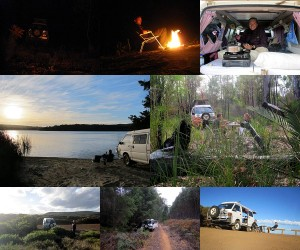 West Australien Rundreise im Campervan 2011