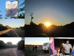 Weltreise Blog wo kann man kostenlos Campen in West Australien
