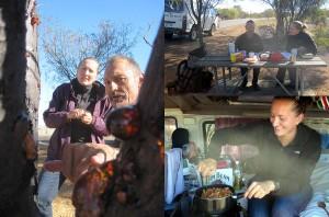 Paul: elf Jahre zu Fuß durch Australien