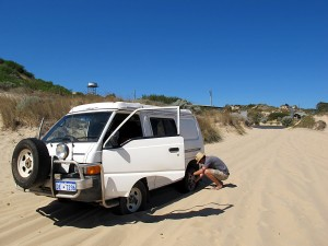 Offroad Fahren in Australien als Backpacker?
