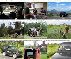 Auto Mieten und eine Rundreise auf eigene Faust in Bali starten