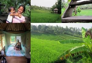 Günstige Übernachtung in Bali Balian Homestay