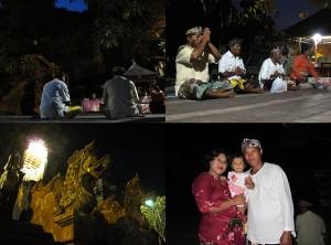 Weltreise Blog aus Bali: Fledermaus Tempel