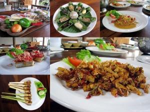 Indonesischs Kochkurs auf Bali in Ubud Bumi Kochschule
