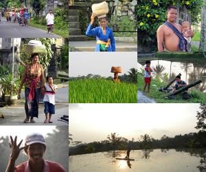 Rundreise durch Bali in der Regenzeit