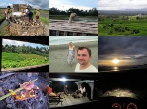 Rundreise durch Bali in unseren Urlaub 2011