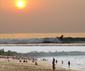 Bali Kuta Paradies für Surfer Weltreise Blog