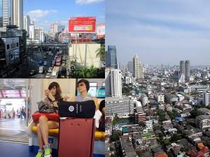 Reisebericht aus Bangkok 2011 - Backpacker Weltreise