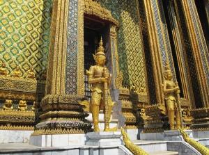 Großer Palast in Bangkok Urlaub und Rundreise Thailand