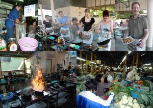 Classic home cooking school in chiang mai