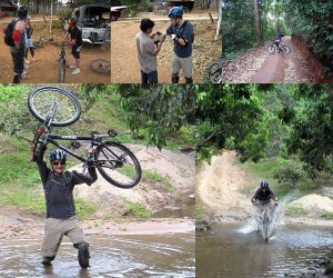 Weltreise Outdoor Aktivitäten Chiang Mai Mountainbiking