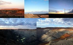 Die größte Goldmine in Australien: Kalgoorie Superpit