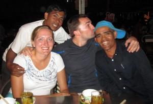Wie sind die Menschen in Kambodscha drauf? Einfach großartig!