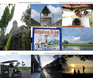 Tuk-Tuk ausleihen und damit durch Kambodscha fahren?