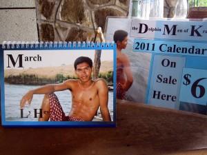 Lust auf männlichen Erotikkalender 2011 aus Kambodscha?