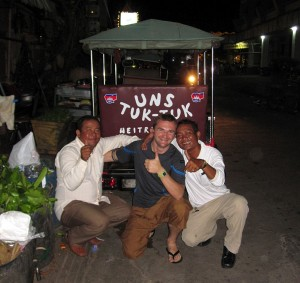 Ein Tuk Tuk in Kambodscha ausleihen