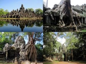 Weltreise Blog aus Kambodscha Angkor Wat