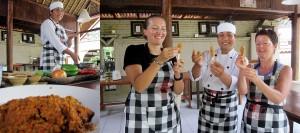 Bumi Bali Kochschule in Ubud auf Bali