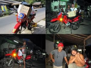 Ganz einfach in Thailand ein Motorrad zu verkaufen