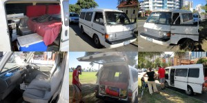 Backpacker Van in Perth Australien Kaufen