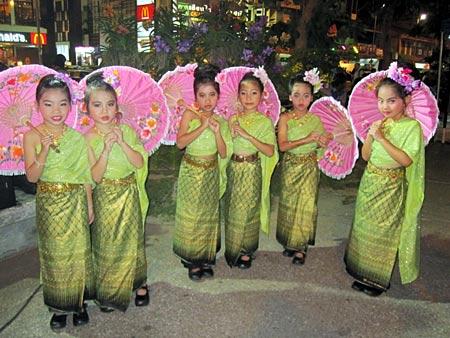 Rundreise Thailand Chiang Mai 2011