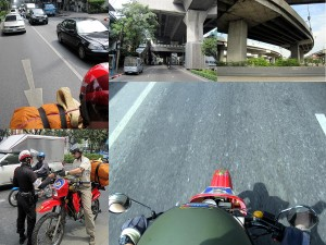 In Thailand mit dem eigenen Motorrad unterwegs sein - Polizeikontrollen inklusive