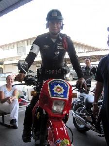 Mit dem Motorrad durch Thailand reisen