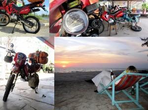 Mit dem Motorrad durch Thailand fahren