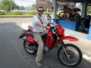Platium PX 125 Enduro Thailand 175 Dirtbike