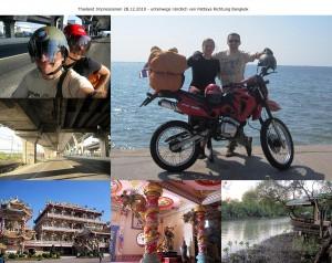 Mit dem Motorrad Thailand bereisen
