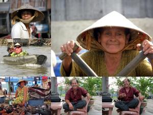 Menschen in Vietam