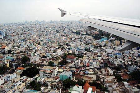 Weltreise nach Saigon Vietnam