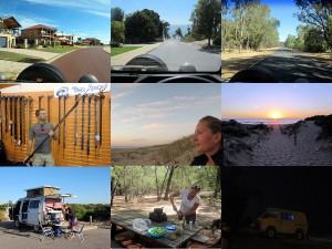 Weltreise Blog aus West Australien: Mit dem Auto südlich von Perth unterwegs