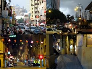 Weltreise Blog in Malaysia Menschen und Gesicher von Kuala Lumpur