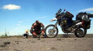 www.rundreise-mongolei.de Reisebericht Russland Motorradreise 2011