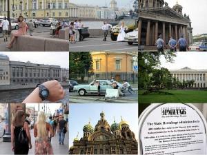 St. Petersburg Ansichten