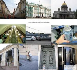 Weltreise St. Petersburg Russland